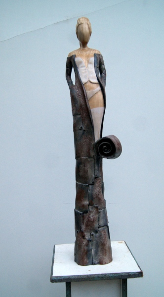 M tallica najean sculpture - Sculpture exterieure metal ...